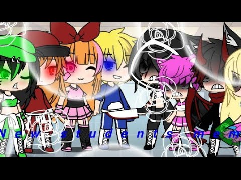 Download •^New students meme^•||Gacha Life/Club||ft. ppg x rrb||by: Aesthetic_ Trisha