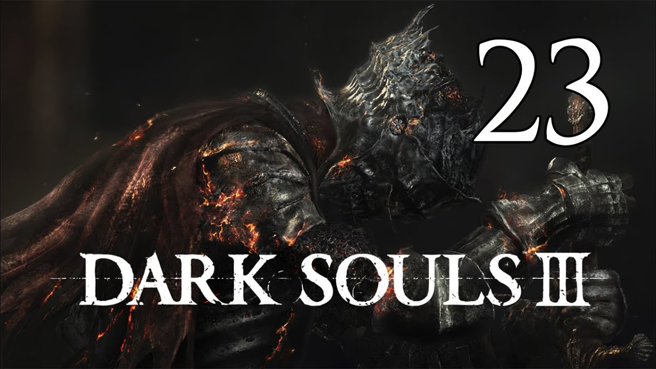 Dark souls 3 let 39 s play part 23 abyss watchers youtube - Watchers dark souls 3 ...