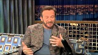 "Robin Williams on ""Late Night with Conan O'Brien"" - 5/16/05"