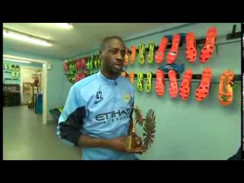 Yaya Toure named 2013 BBC African Footballer of the Year