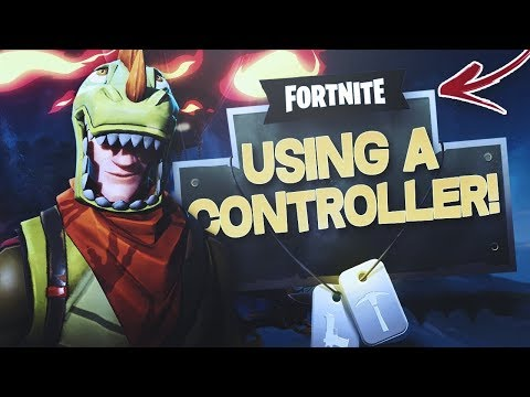 how to use aim assist on fortnite