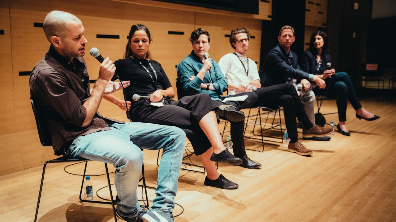 NYFF Live: Shorts Panel | NYFF54