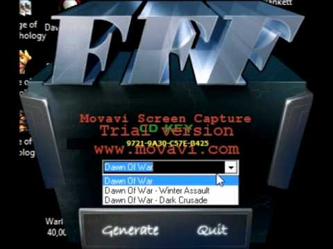 dawn of war 2 retribution cd key