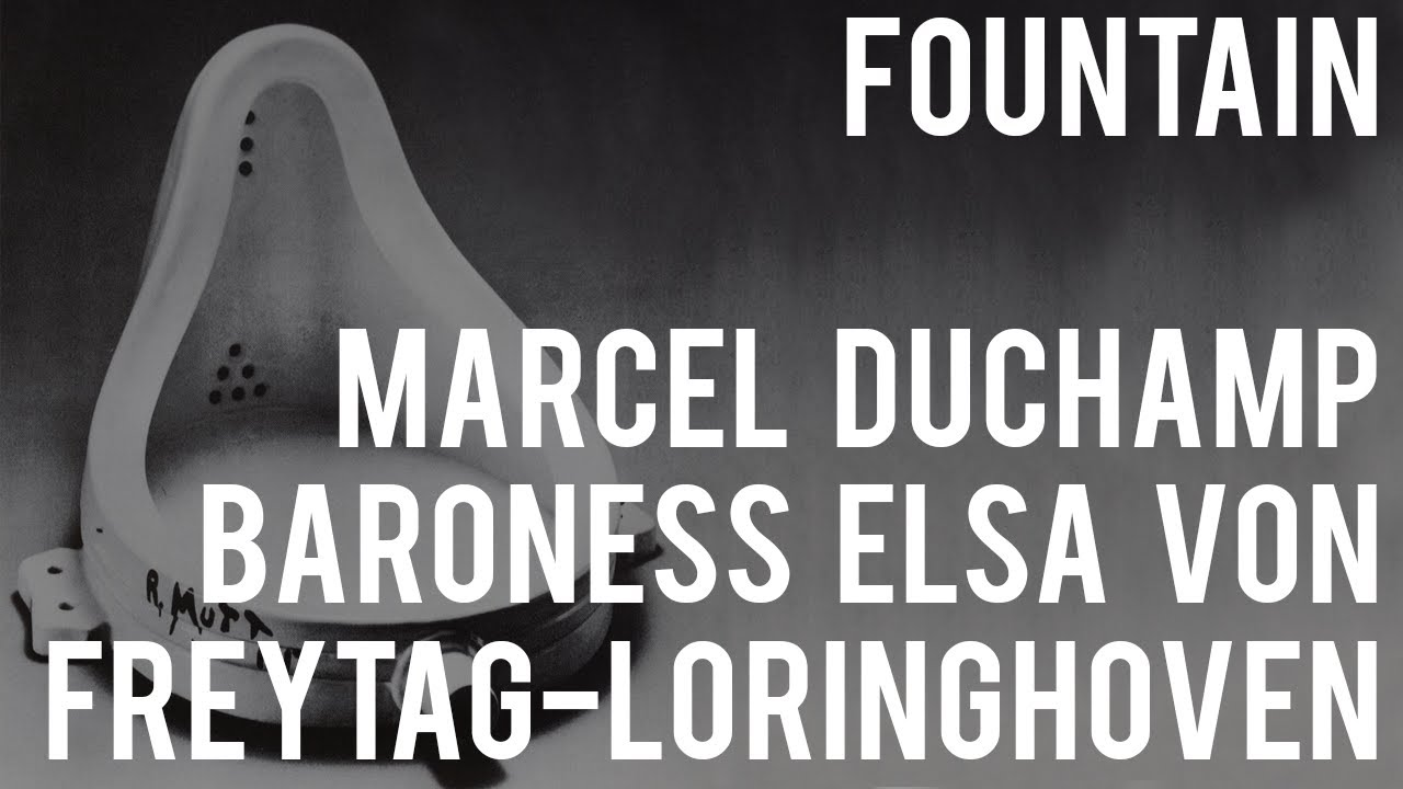 marcel duchamp the fountain essay Marcel duchamp's fountain term papers, essays and research papers available.