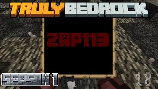 Truly Bedrock Episode 18: blaze farm and map pixel art