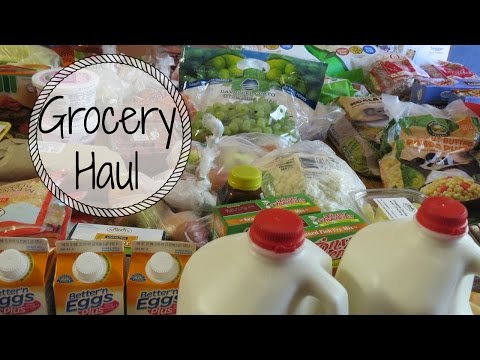 Sprouts and Farmers Market Grocery Haul
