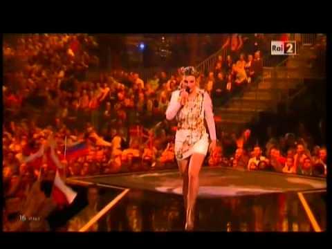 Emma La mia città Eurovision Song Contest 2014 Rai2