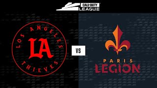 Elimination Round 1 | @LA Thieves vs @Paris Legion | Stage II Major Tournament | Day 1