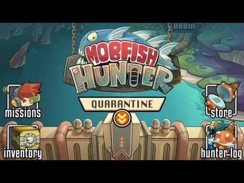 Mobfish Hunter 3.2