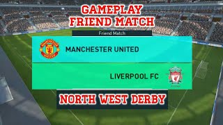 Pertandingan Tersulit Anfield Games | Friend Match Giveaway Akun Pes 2018 Mobile