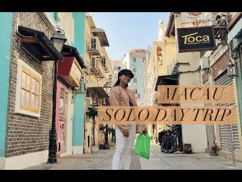 Macau Travel Diary | Day Trip from Hong Kong | January 2019