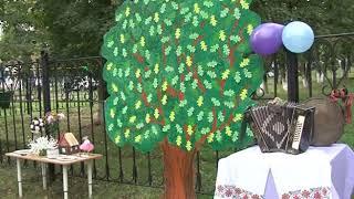 Жители Вислой Дубравы  отметили праздник улицы Парковой
