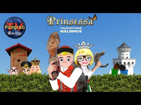 Prinsessa som ingen kunne målbinde - Norske folkeeventyr