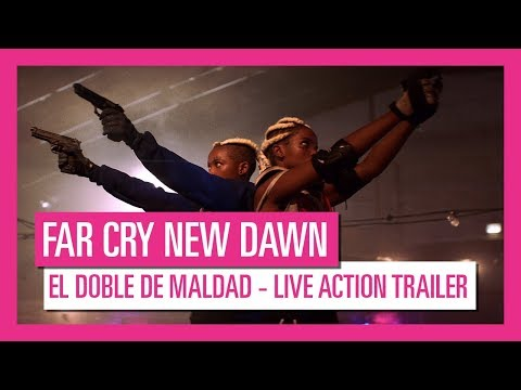 FAR CRY NEW DAWN |EL DOBLE  DE MALDAD - LIVE ACTION TRAILER thumbnail
