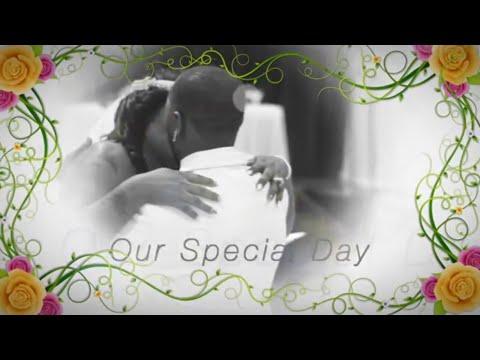 Naomi and Yurich Wheeler wedding