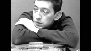 Douze belles dans la peau - Serge Gainsbourg