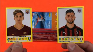 ROMA - MILAN con le FIGURINE!! Calciatori Panini 2018-19 Prediction