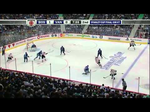 Canucks @ Bruins SCF Game 7 6/15/11