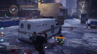 THE DIVISION PLAYING WITH MY PRO GAMERS ADHIKA & ANOSINIESTRO PS4