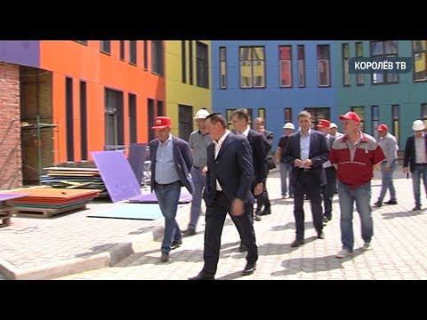 Уникальная школа в Валентиновке откроется 1 сентября