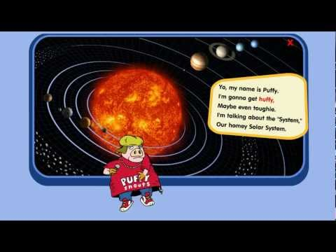 Puffy Pluto's Rap - EZTales.com