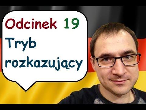 Niemiecki w parę minut 19 - Tryb rozkazujący - gerlic.pl