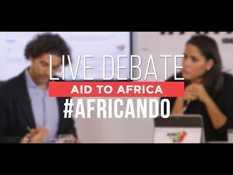 AfriCanDo live debate: Aid to Africa