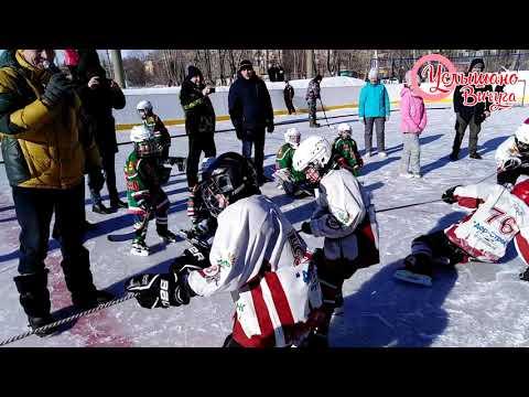 В Вичуге прошёл детский турнир по хоккею памяти  Рогова С. В. Услышано Вичуга