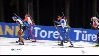 2016.12.18 - Биатлон - Кубок Мира 2016-2017, масс-старт, мужчины - UA׃Перший