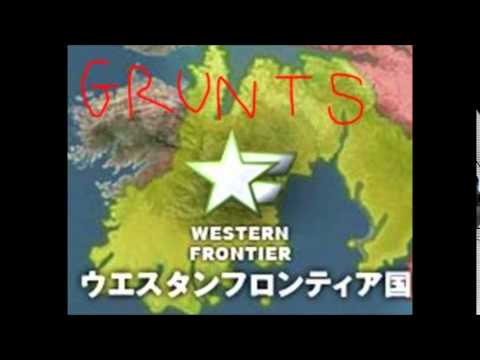 Battalion Wars - Western Frontier Grunts Voiceover