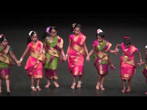 Muthamiz Vizha 2017 - Dance