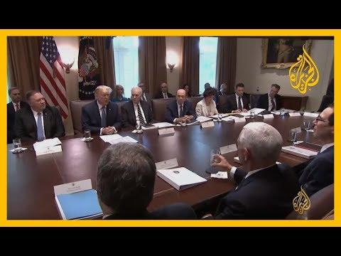 ????ترقب بواشنطن لإبرام اتفاق تاريخي ينهي الخلاف مع #طالبان  - نشر قبل 36 دقيقة