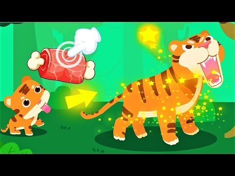 Baby Learn Everything About Animals - Take Care Of The Baby Animals - Educational Children Game