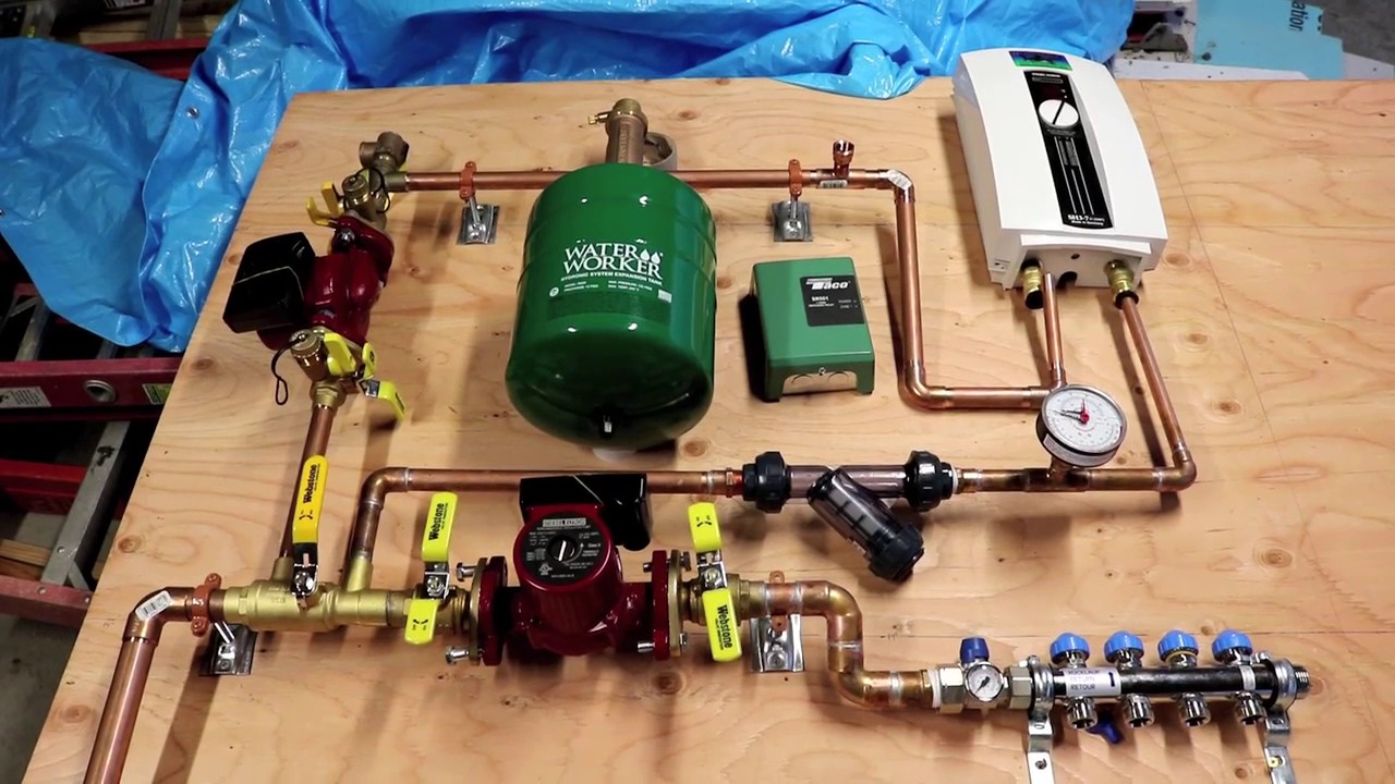 Installing Radiant Heating Manifold My Diy Garage Build Hd Time Lapse Youtube Hydronic Systems Floor Home Decor Heat Design Wood Boiler Mixing Valve Installation Supply House Rifeng X moreover Water Underfloor Heating Piping And Manifold moreover Hydronic Boiler moreover bi Boiler House furthermore Maxresdefault. on tankless water heater for hydronic heating system