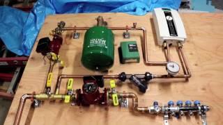 Ben's Garage: Hydronic Heating Update Jan 25 2017 thumbnail