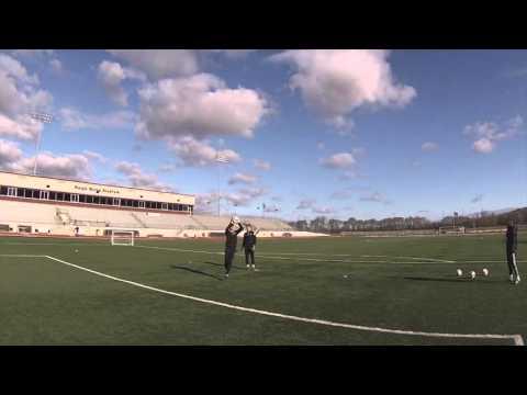 A Week in SIUE Goalkeeper Training