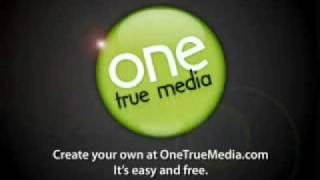 My First One True Media Video