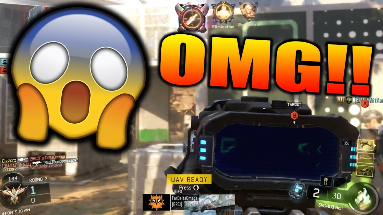 BACK WITH INSANE BO3 SND SNIPING!!