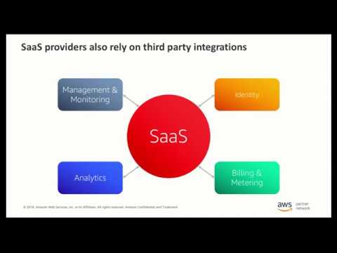 Building SaaS Solutions with AWS PrivateLink: APN Digital Summit 2018