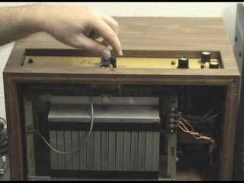 Chamberlin Rhythmate Tape Loop Drum Machine