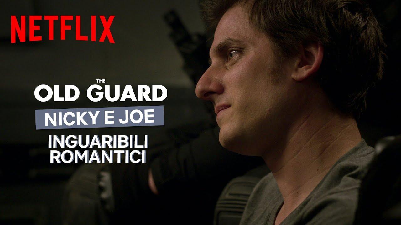 Nicky e Joe inguaribili romantici in The Old Guard | Netflix Italia
