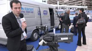 Sportel 2015: Digital Video Sud
