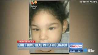 Girl found dead in refrigerator, cops search for mom