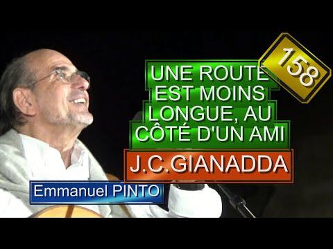 Une route est moins longue, au côté d'un ami (J.-C. Gianadda) - (chant liturgique) - Karaoké N°158