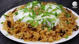 Как готовить Рис с кимчи