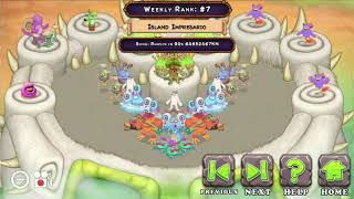 Running In The 90's In My Singing Monsters
