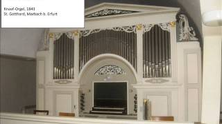 Michael Henkel: 60 Orgelstücke op. 62 / Teil 6