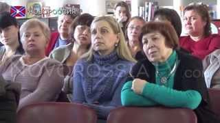 Библиотеке им. Крупской 89 лет