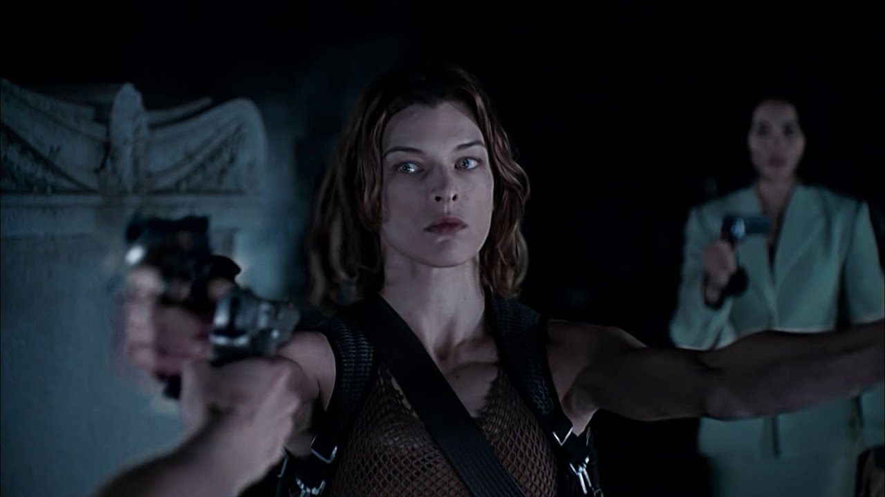 The Cemetery Dead Alive Resident Evil 2 Apocalypse Open Matte Youtube