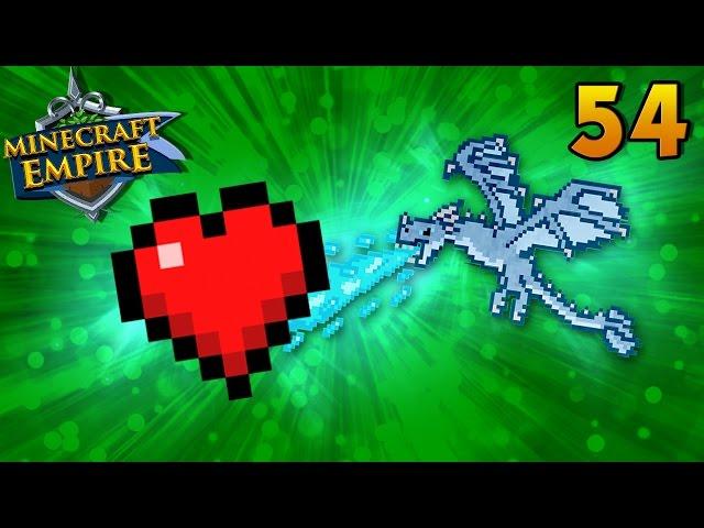 MEIN DRACHE MUSS LEBEN! | Minecraft EMPIRE #54 | baastiZockt
